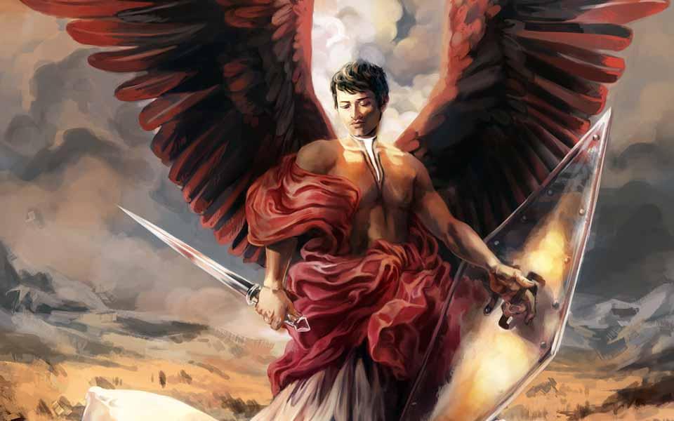 Castiel an Archangel