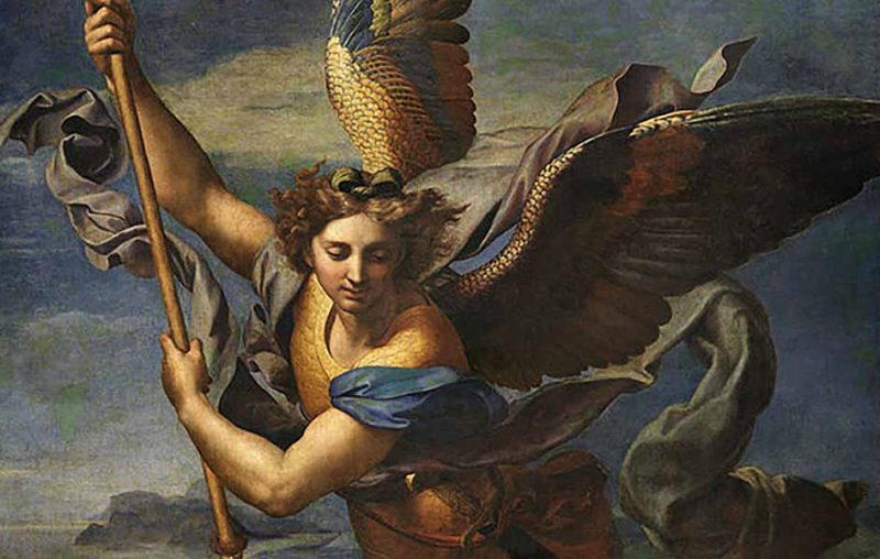 Most Powerful Female Archangels in the Bible