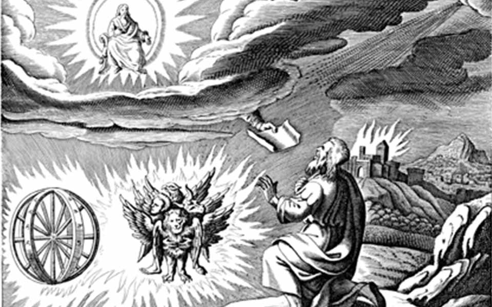 What Are Ophanim Angels?